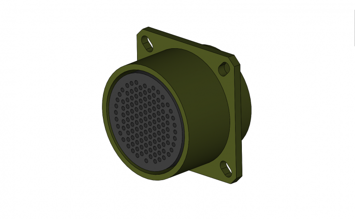 SOLIDWORKS Part Reviewer: Mil-Spec Connector Tutorial