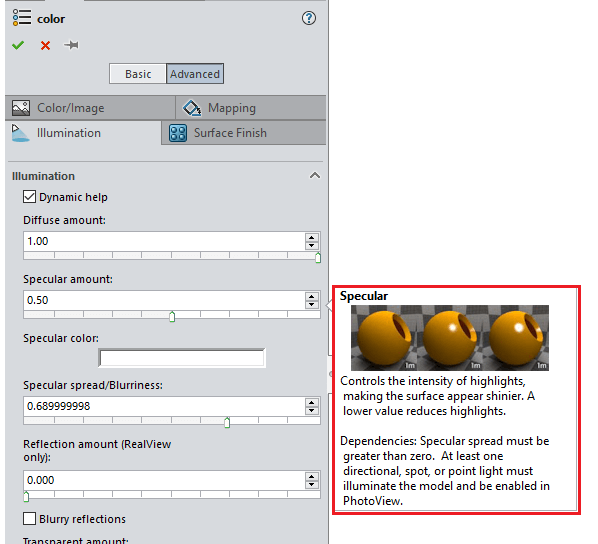 How to Create and Use Custom Appearances in SOLIDWORKS