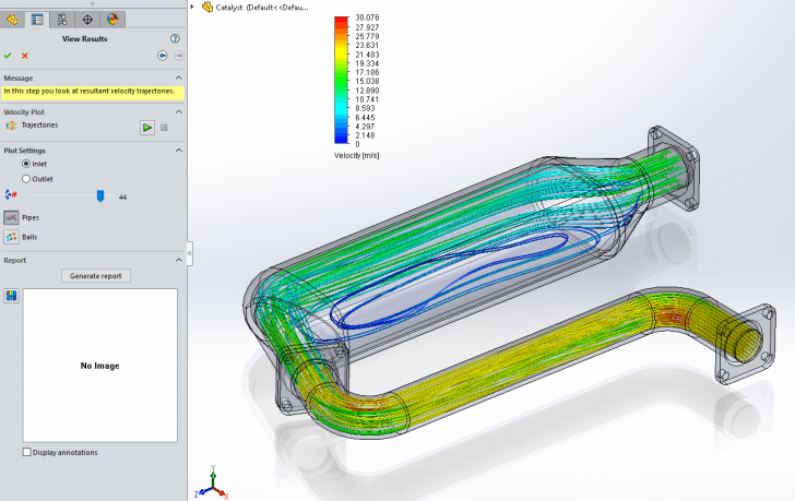 How to use SOLIDWORKS FloXpress