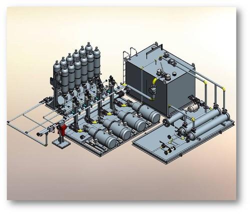 Hydraulic Station