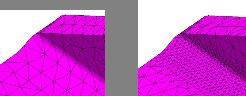 SimulationXpress: meshing
