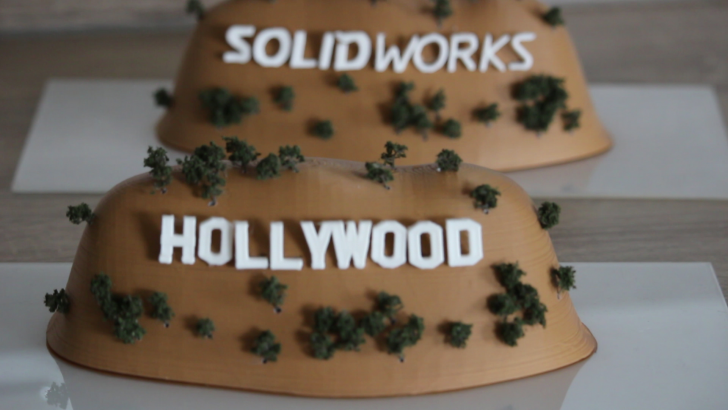 SWW17 Time-Lapse Tutorial: Hollywood Sign