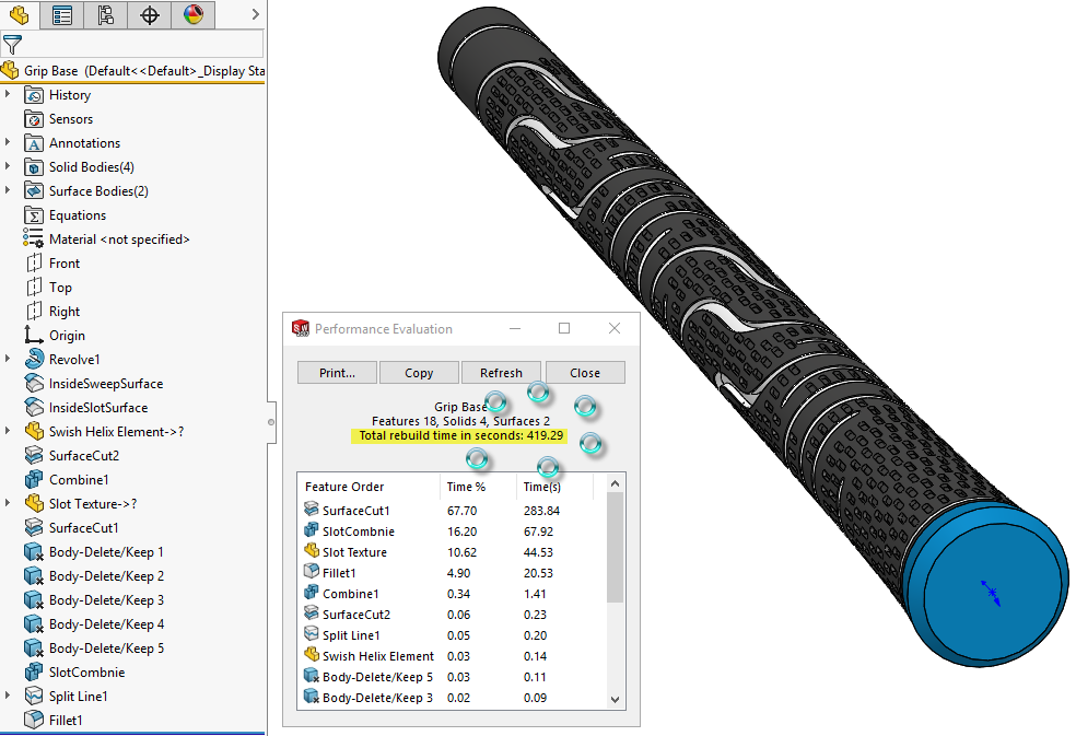 4 FeatureManager Features in SOLIDWORKS Everyone Should Know