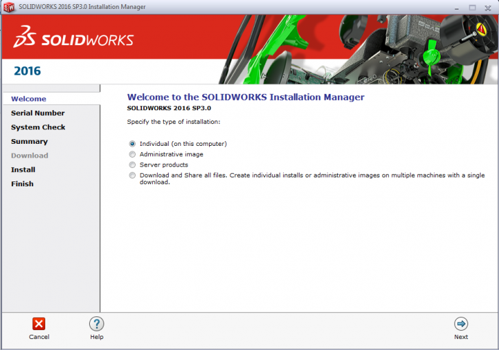 SOLIDWORKS Installation Manager Choices: It's Better When You Share