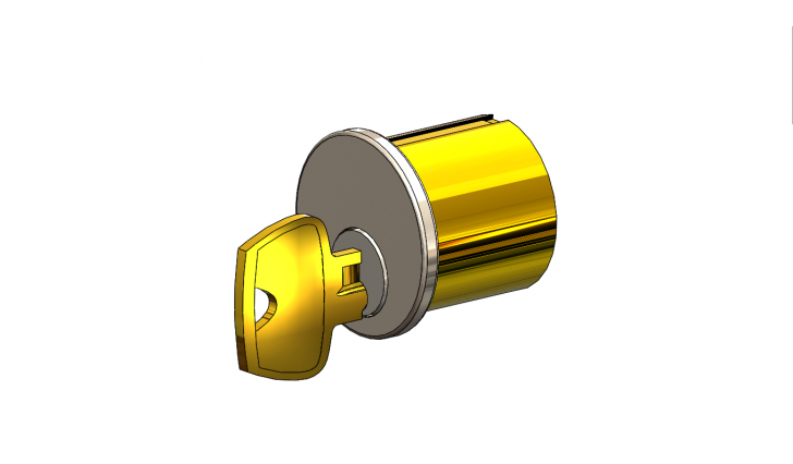 SOLIDWORKS Part Reviewer: Lock Tutorial