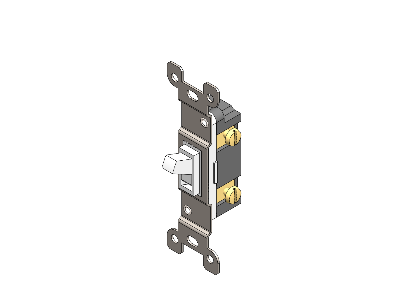 Solidworks Part Reviewer  Light Switch Tutorial