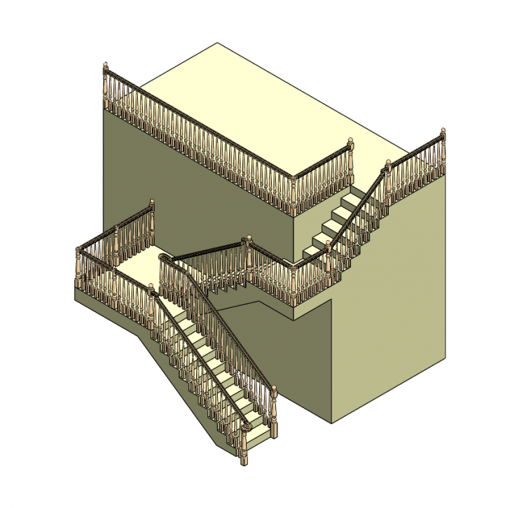 SOLIDWORKS Part Reviewer: Stairs Assembly Tutorial
