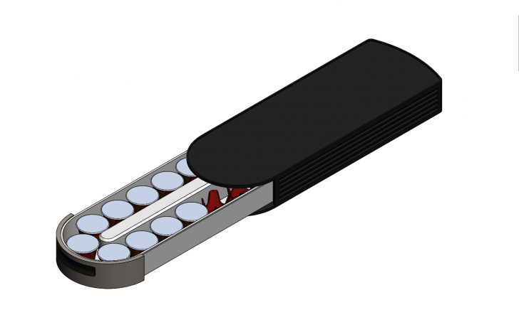 SOLIDWORKS Part Reviewer: Coffee Pod Holder Tutorial
