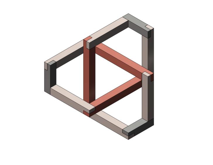 SOLIDWORKS Part Reviewer: Cubic Trefoil Knot