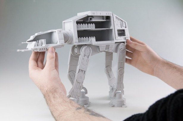 Kirby Downey AT-AT 1-1