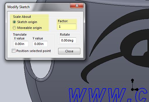 Modify Sketch-5