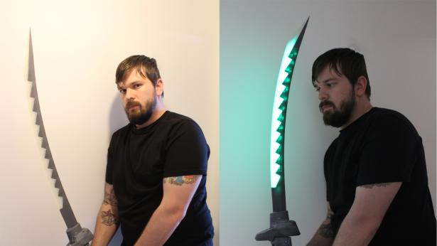 SOLIDWORKS Meets a 3D Printing Ninja
