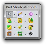 Part-Shortcuts