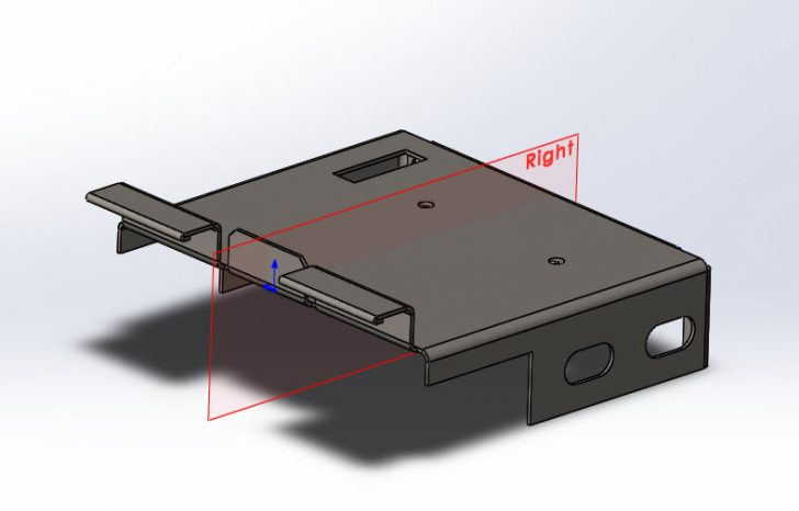 SOLIDWORKS Part Reviewer: Simple Sheet Metal Part 5 Tutorial