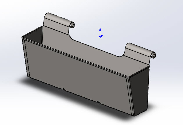 SOLIDWORKS Part Reviewer: Simple Sheet Metal Part 7 Tutorial