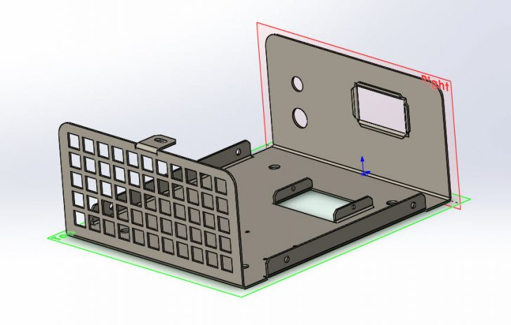 SOLIDWORKS Part Reviewer: Simple Sheet Metal Part 8 Tutorial