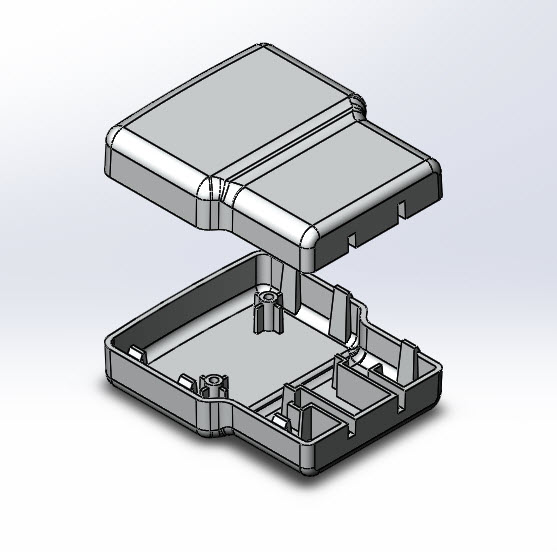SOLIDWORKS Part Reviewer: Housing Snap Hook Tutorial