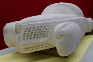 Plaster Model 2