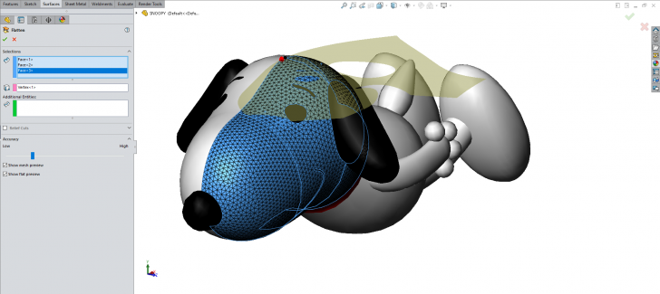 SOLIDWORKS Magic Up in the Sky: Building Parade Balloons