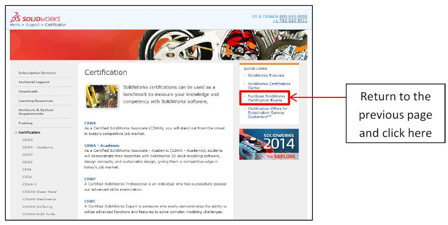 SOLIDWORKS Certifications for Subscription Customers