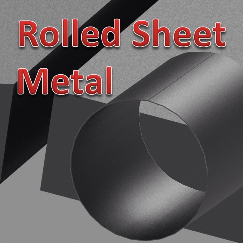 Rolled Sheet Metal