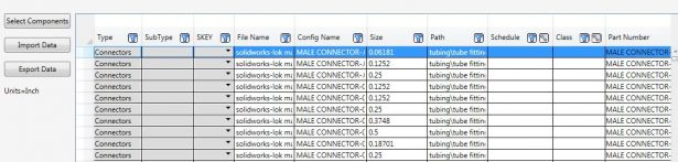 SOLIDWORKS Routing: Keep your routing library updated