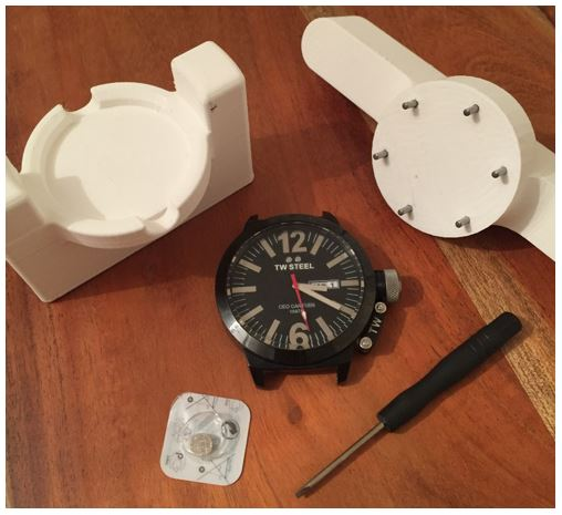 3D Printing Jigs and Fixtures