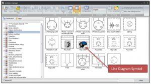 SOLIDWORKS Electrical: Fast symbol creation to add custom symbols