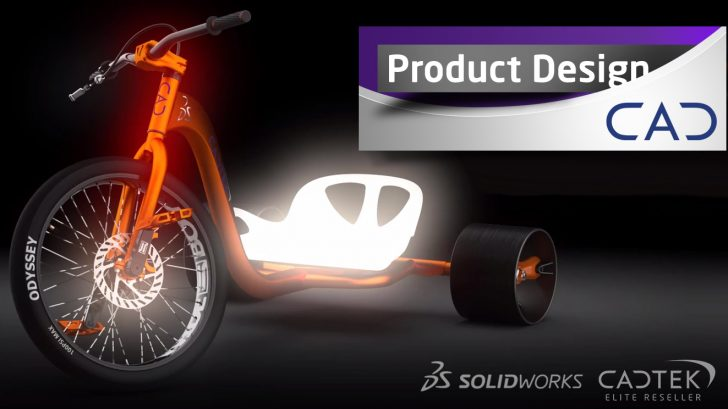 SOLIDWORKS Drift Trike – Saddle Design