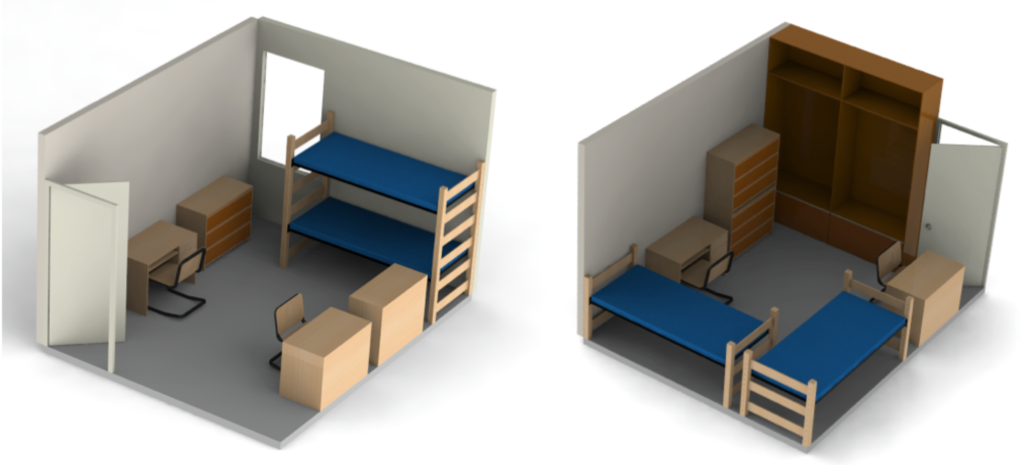 Use SOLIDWORKS to Rearrange Your Dorm!