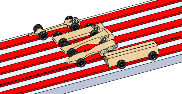 Pinewood Derby – Part Two – SOLIDWORKS Series