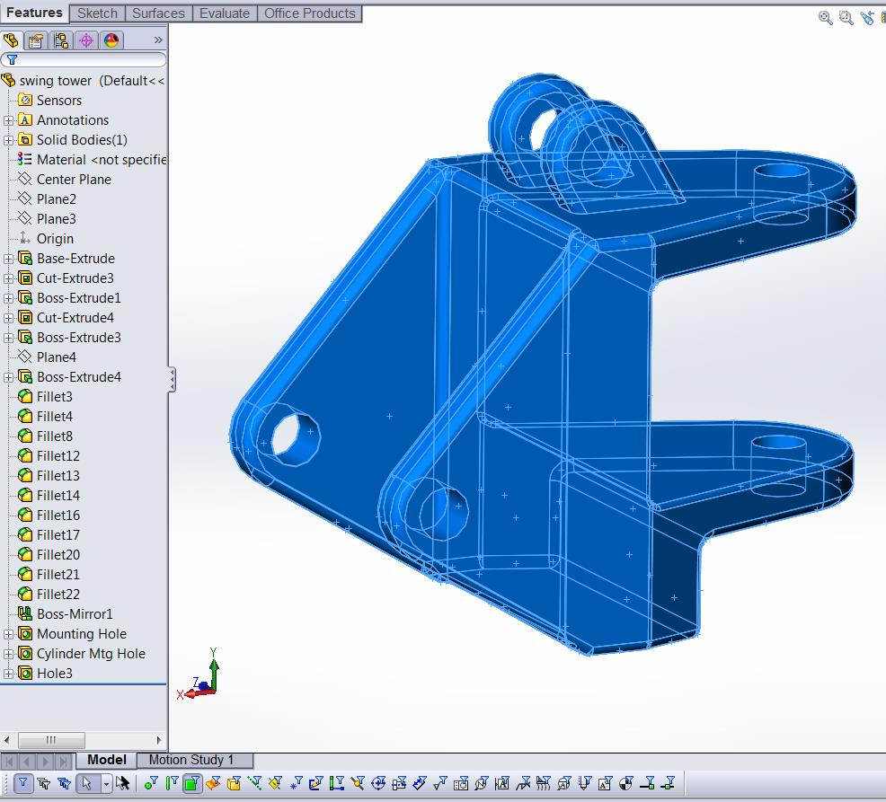 SOLIDWORKS TECH TIP: Expanding What You Know About 'Select All'