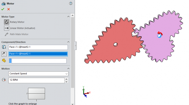Engineering Love with SOLIDWORKS Motion