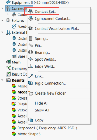 SOLIDWORKS Simulation: An Explanation of the Global Contact Option