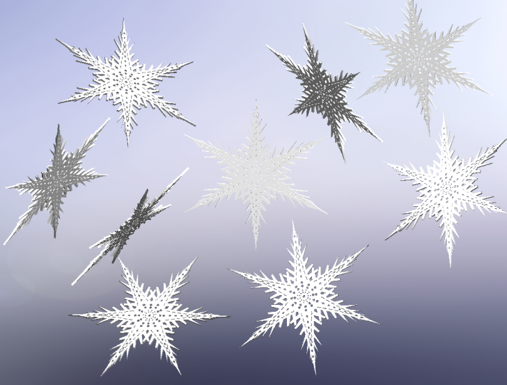 Winter Challenge: Create a Snowflake Using all of the SOLIDWORKS Patterns!