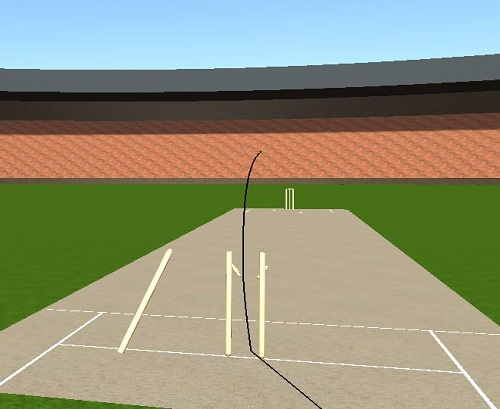 HOWZAT – SolidWorks Simulation Bowling us over!