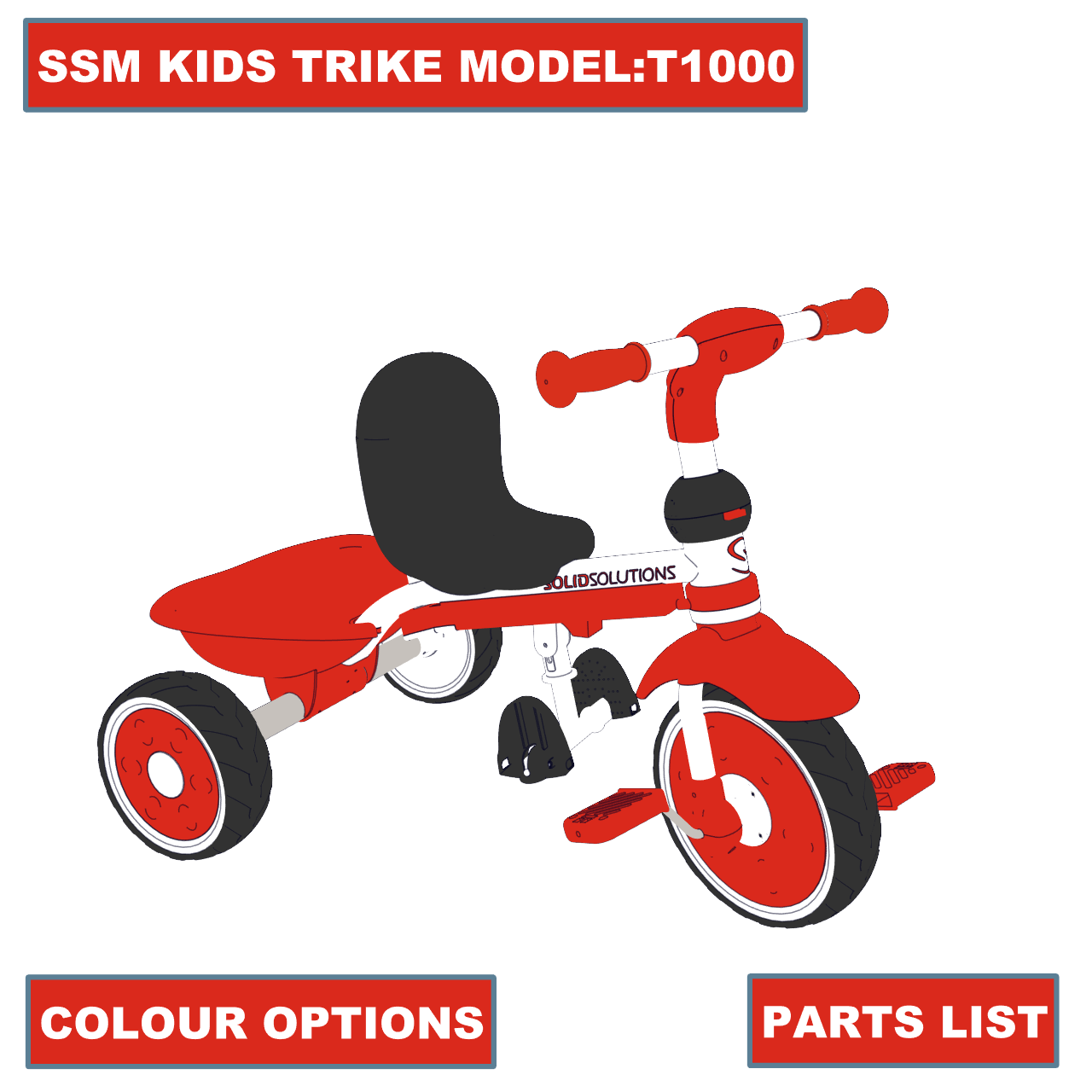 Solid Solutions Solidworks Trike