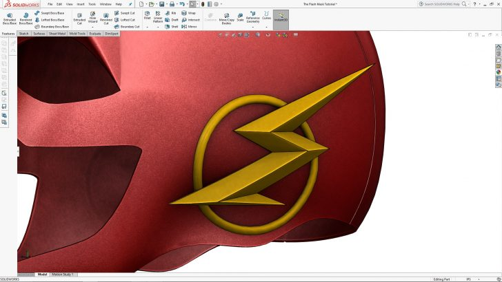 SOLIDWORKS Flash Mask Tutorial – Part 3