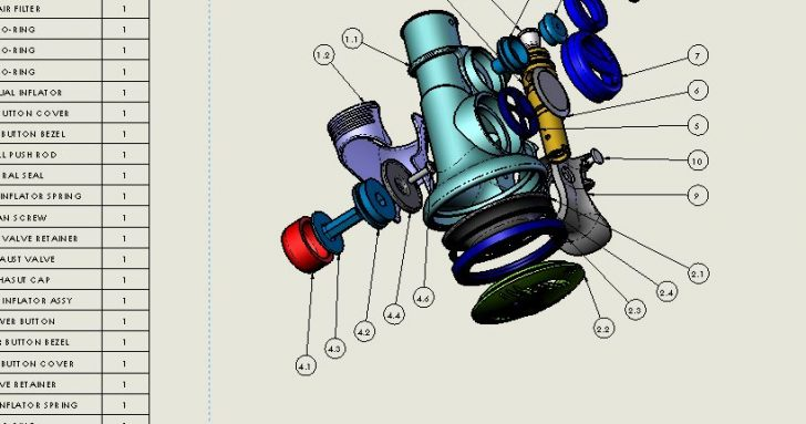 Detailing Your Large Assembly Drawings Within Seconds in SOLIDWORKS – Detailing Mode