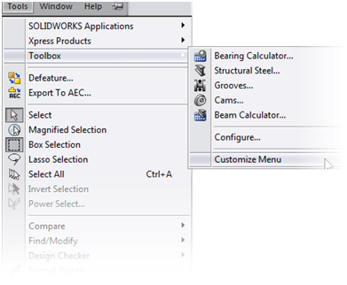 The Hidden Treasures of SOLIDWORKS Toolbox