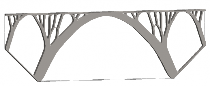 SOLIDWORKS 2018: Topology Study and Some Influencing Factors