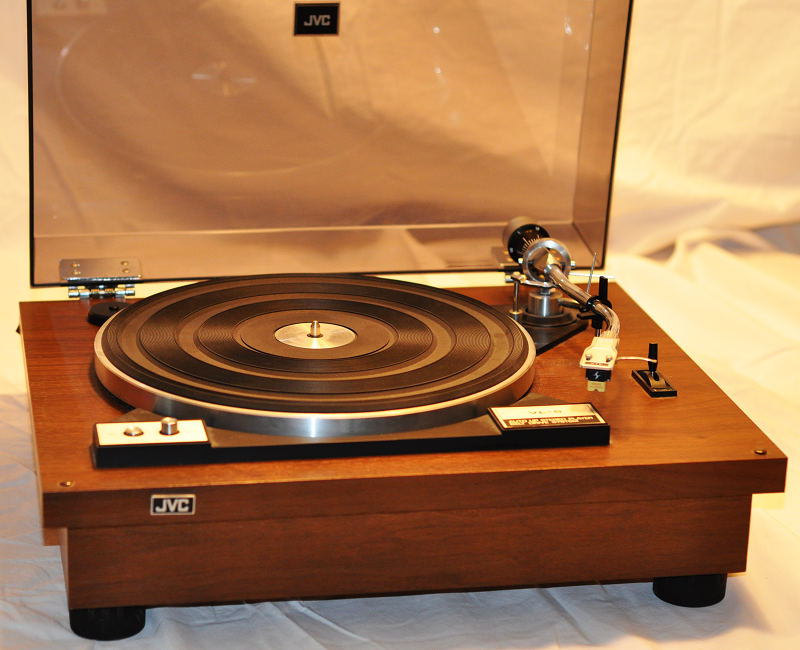 Good Vibrations: Reverse Engineering A Vintage Turntable Foot