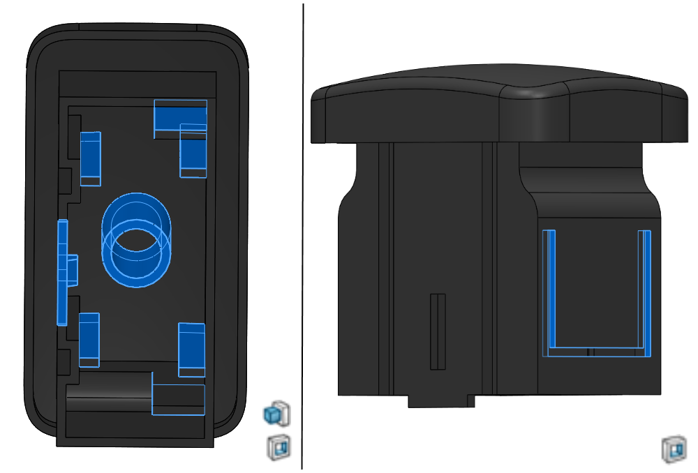 Using boss-extrudes with SOLIDWORKS
