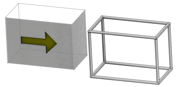 Wicked Fast Weldments Box Example