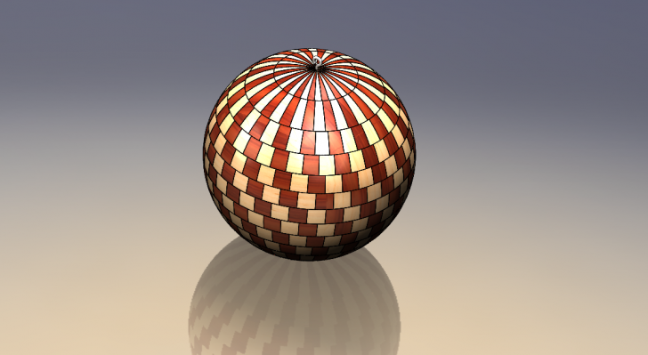SOLIDWORKS Part Reviewer: Wooden Ornament Tutorial