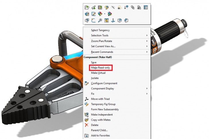 Working with SOLIDWORKS files in a multi-user environment without PDM