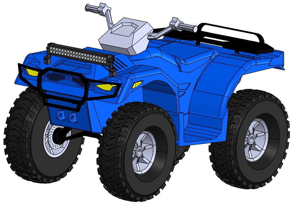 "Modelo de ATV descargado de <a href=""https://grabcad.com/library/atv-19""> GrabCAD </a>"