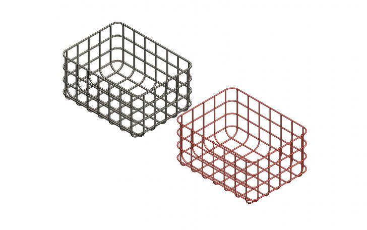 SOLIDWORKS Part Reviewer: Basket Case