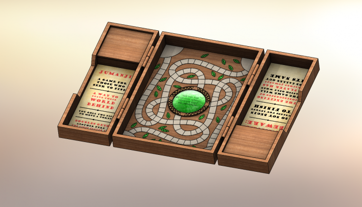 SOLIDWORKS Part Reviewer: Board Game Tutorial