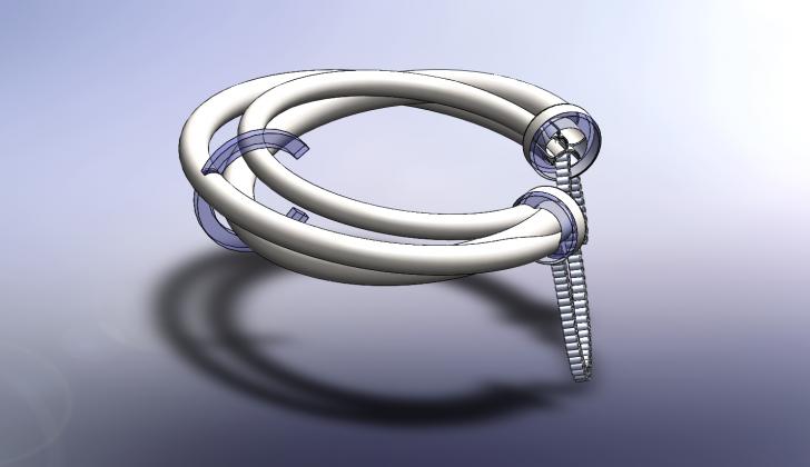SOLIDWORKS Part Reviewer: Bracelet Tutorial